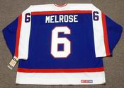 BARRY MELROSE Winnipeg Jets 1979 CCM Vintage Throwback NHL Hockey Jersey