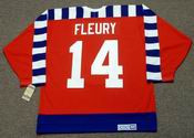 THEOREN FLEURY 1992 Campbell &quot;All Star&quot; CCM Vintage NHL Jersey