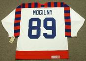 "ALEXANDER MOGILNY 1992 Wales ""All Star"" CCM Vintage NHL Jersey"