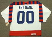 "NHL Wales 1992 ""All Star"" CCM Vintage Jersey Customized ""Any Name & Number(s)"""