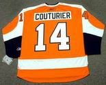 SEAN COUTURIER Philadelphia Flyers REEBOK Home NHL Hockey Jersey