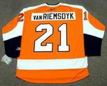 JAMES VAN RIEMSDYK Philadelphia Flyers REEBOK Home NHL Hockey Jersey