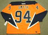 RYAN SMYTH New York Islanders 2006 CCM Throwback NHL Hockey Jersey