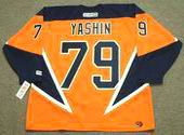 ALEXEI YASHIN New York Islanders 2006 CCM Throwback NHL Hockey Jersey