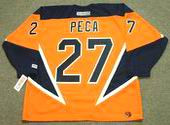 MICHAEL PECA New York Islanders 2004 CCM Throwback NHL Hockey Jersey