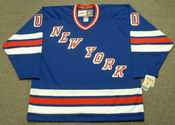 "NEW YORK RANGERS 1980's CCM Vintage Jersey Customized ""Any Name & Number(s)"""
