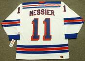 MARK MESSIER New York Rangers 2004 CCM Throwback Home NHL Jersey