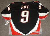 DEREK ROY Buffalo Sabres 2005 CCM Throwback NHL Jersey