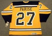 J.P. PARISE Boston Bruins 1966 CCM Vintage Throwback NHL Jersey