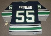 KEITH PRIMEAU Hartford Whalers 1990&#039;s CCM Vintage Throwback NHL Jersey