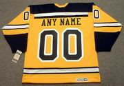 BOSTON BRUINS 1960&#039;s CCM Vintage Jersey Customized &quot;Any Name &amp; Number(s)&quot;
