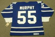 LARRY MURPHY Toronto Maple Leafs 1995 CCM Vintage Throwback NHL Jersey