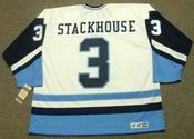 RON STACKHOUSE Pittsburgh Penguins 1977 CCM Vintage Throwback NHL Jersey
