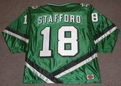 DREW STAFFORD North Dakota Fighting Sioux 2005 NCAA Hockey Jersey