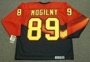 ALEXANDER MOGILNY Vancouver Canucks 1995 CCM Vintage Throwback NHL Jersey