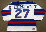 PHIL VERCHOTA 1980 USA Olympic Hockey Jersey