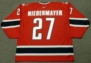 SCOTT NIEDERMAYER 2002 Team Canada Nike Olympic Throwback Hockey Jersey