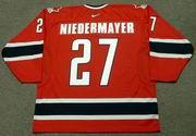 SCOTT NIEDERMAYER 2002 Team Canada Nike Olympic Throwback Hockey Jersey