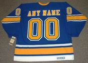 ST. LOUIS BLUES 1967 CCM Vintage Jersey Customized &quot;Any Name &amp; Number(s)&quot;
