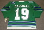 BERT MARSHALL Oakland Seals 1968 CCM Vintage Throwback Home NHL Jersey
