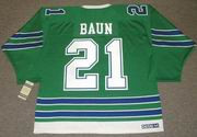 BOBBY BAUN Oakland Seals 1967 CCM Vintage Throwback Home NHL Jersey