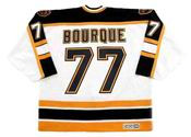RAYMOND BOURQUE Boston Bruins 1995 CCM Vintage Home NHL Hockey Jersey