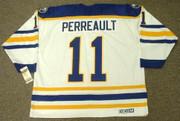 GILBERT PERREAULT Buffalo Sabres 1984 CCM Vintage Throwback Home Hockey Jersey