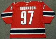 JOE THORNTON 2004 Team Canada Nike Throwback Hockey Jersey