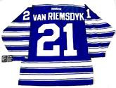 "JAMES VAN RIEMSDYK Toronto Maple Leafs Reebok 2014 ""Winter Classic"" NHL Jersey"