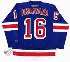 DERICK BRASSARD New York Rangers REEBOK Premier Home NHL Hockey Jersey