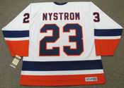 BOB NYSTROM New York Islanders 1982 CCM Vintage Home NHL Hockey Jersey