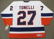 JOHN TONELLI New York Islanders 1982 CCM Vintage Home NHL Hockey Jersey