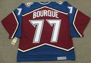 RAYMOND BOURQUE Colorado Avalanche 2001 CCM Vintage NHL Hockey Jersey