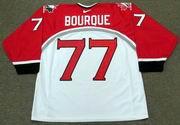 RAYMOND BOURQUE 1998 Team Canada Nike Olympic Throwback Hockey Jersey