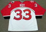 PATRICK ROY 1998 Team Canada Nike Olympic Throwback Hockey Jersey