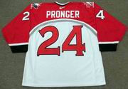 CHRIS PRONGER 1998 Team Canada Nike Olympic Throwback Hockey Jersey
