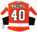 VINCENT LECAVALIER Philadelphia Flyers REEBOK Home NHL Hockey Jersey