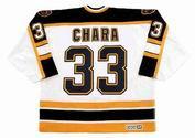 ZDENO CHARA Boston Bruins 2006 CCM Vintage Away NHL Hockey Jersey