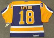 DAVE TAYLOR Los Angeles Kings 1984 CCM Vintage Away NHL Hockey Jersey