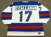 JACK O&#039;CALLAHAN 1980 USA Olympic Hockey Jersey