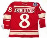 "JUSTIN ABDELKADER Detroit Red Wings Reebok 2014 ""Winter Classic"" NHL Hockey Jersey"
