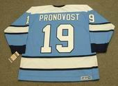 JEAN PRONOVOST Pittsburgh Penguins 1970 CCM Vintage Throwback NHL Hockey Jersey