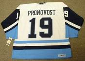 JEAN PRONOVOST Pittsburgh Penguins 1977 CCM Vintage Throwback NHL Jersey