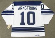 GEORGE ARMSTRONG Toronto Maple Leafs 1967 CCM Vintage Away NHL Hockey Jersey