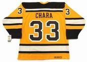 "ZDENO CHARA Boston Bruins 2010 CCM Vintage ""Winter Classic"" NHL Hockey Jersey"