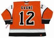 SIMON GAGNE Philadelphia Flyers 2006 CCM Throwback Alternate NHL Hockey Jersey