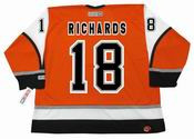 MIKE RICHARDS Philadelphia Flyers 2006 CCM Throwback Alternate NHL Hockey Jersey