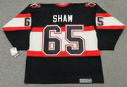 ANDREW SHAW Chicago Blackhawks 1930's CCM Vintage NHL Hockey Jersey