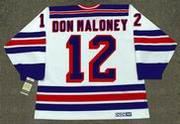 DON MALONEY New York Rangers 1979 CCM Vintage Home NHL Hockey Jersey