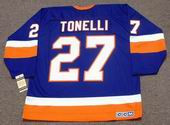 JOHN TONELLI New York Islanders 1982 CCM Vintage Throwback NHL Hockey Jersey